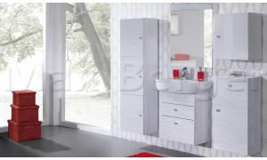 Badezimmer Meva Weiß