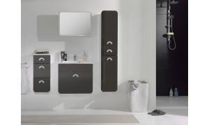 Badezimmer Rondo Grau