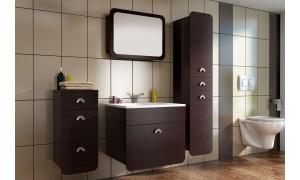 Badezimmer Rondo Wenge