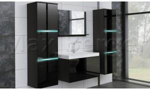 Badezimmer W3 Schwarz
