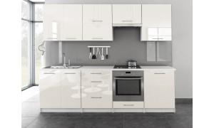 Küche Toro 260cm Vanille