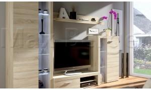 Wohnzimmer RUMBA Sonoma