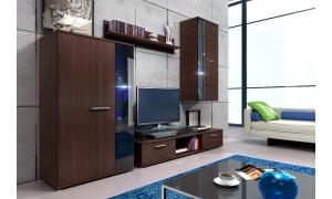 Wohnzimmer SALSA Wenge